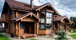 Самый экономный дом — дом из сруба