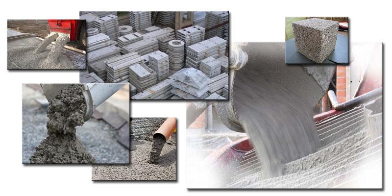 kakie byvayut vidy betona populyarno o betone