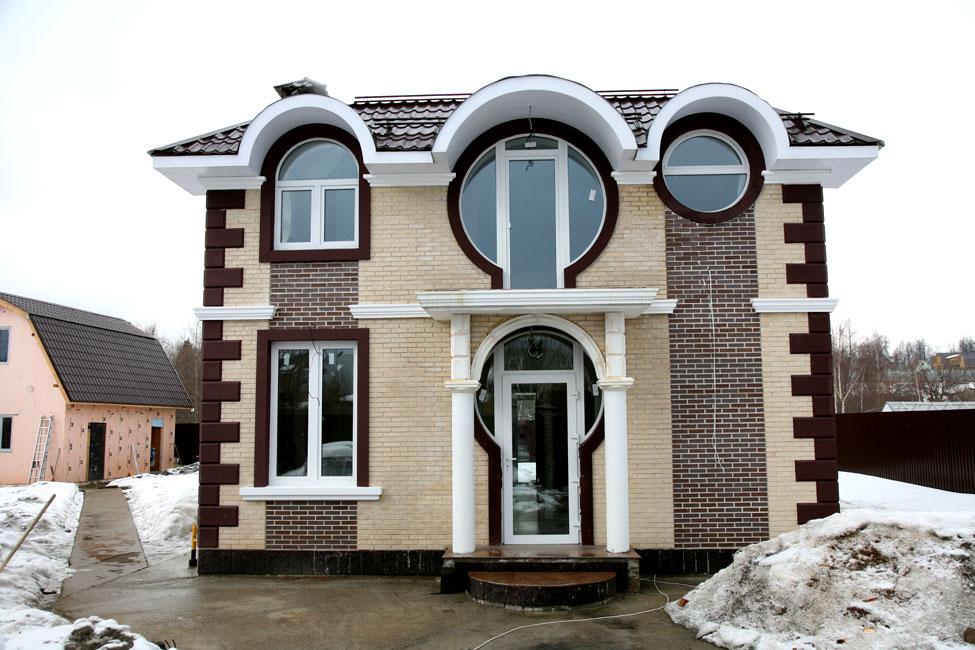 Как улучшить внешний вид фасада здания