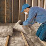 Гидроизоляция минеральной ватой при строительстве коттеджей