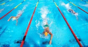 best swimming competitions masters 1