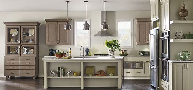 white kitchen thomasville