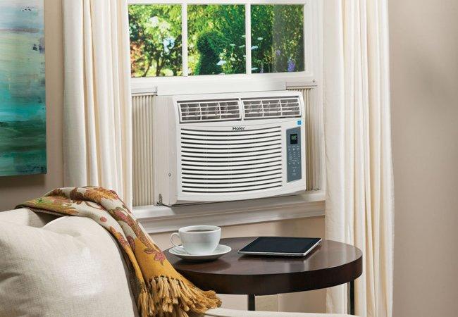 tehnicheskie harakteristiki i raznovidnosti okonnyh kondicionerov 22