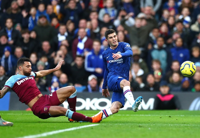frank lampard reveals his main complaint with chelsea squad after west ham defeat 084229