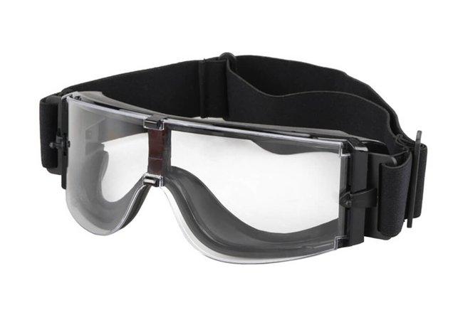 x800b schutzbrille klar 2