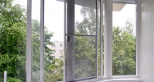 alyuminievoye okno