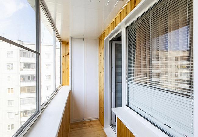 osteklenie balkonov